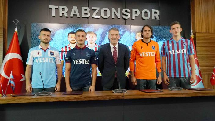 Trabzon yola devam dedi