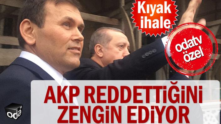 AKP'li adayın şirketine imar kıyağı