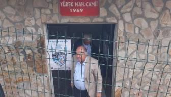 CHP'li Başkan: Harabe cami kalmayacak