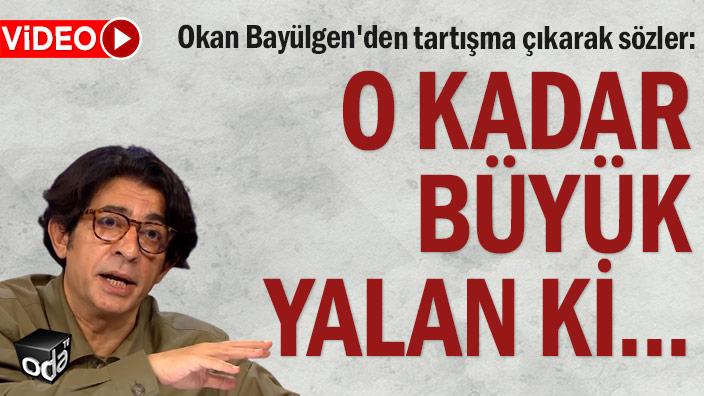 Okan Bayülgen'den tartışma çıkarak sözler: O kadar büyük yalan ki...