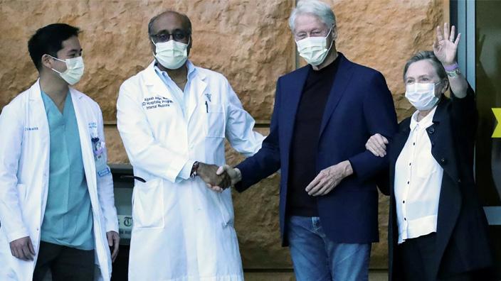 Clinton'ın sağlık durumu nasıl