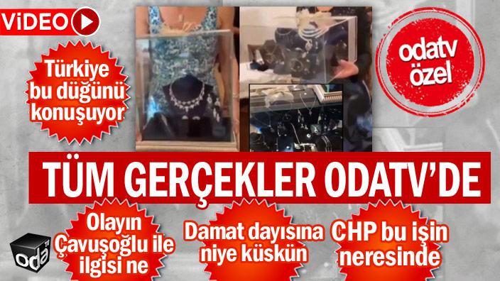 Türkiye bu düğünü konuşuyor... Tüm gerçekler Odatv'de