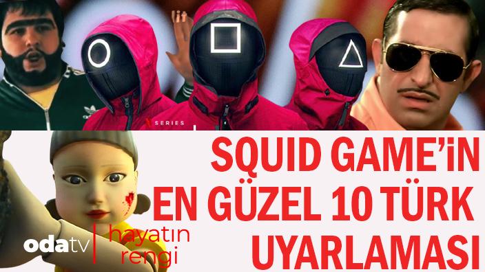 Squid Game'in en güzel 10 Türk uyarlaması