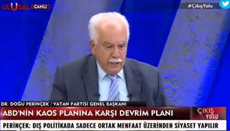 Perinçek'ten Erdoğan'a teklif