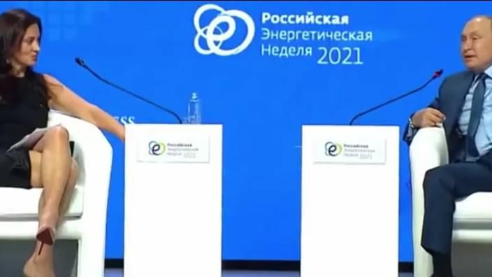 Rusya bu görüntüleri konuşuyor
