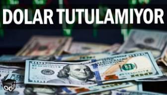 Dolar tutulamıyor: İşte günün ilk rakamları