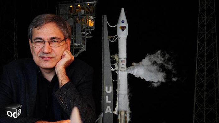 Orhan Pamuk uzaya gidiyor