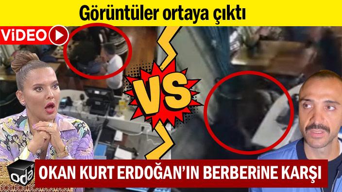 Erdoğan'ın berberi Demet Akalın'ın eşi Okan Kurt'u rehin almıştı: Hirahan'daki görüntüler ortaya çıktı