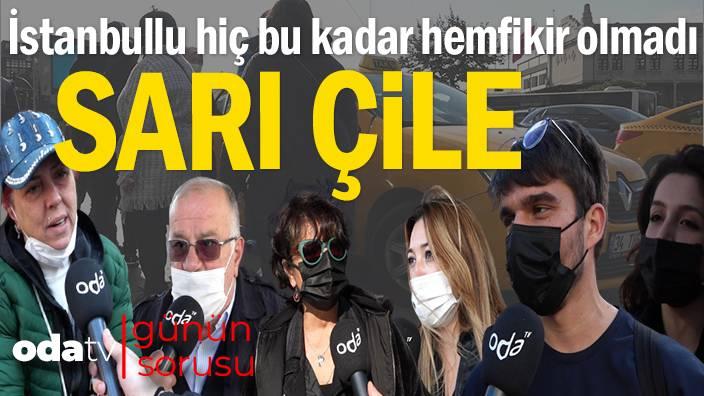 Odatv | Günün Sorusu | İstanbullu Hiç Bu Kadar Hemfikir Olmadı