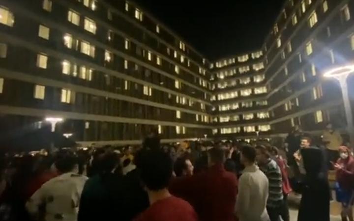 """İstanbul'da yurtta """"isyan"""" çıktı... İmamoğlu devrede"""