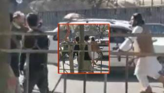 Bülent Kılıç'a Taliban saldırısı