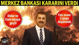 Son Dakika... Ve Merkez Bankası kararını verdi