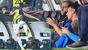 Mesut Özil çok öfkeli
