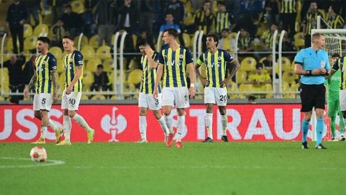 Fenerbahçe Avrupa'yı unuttu