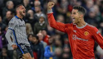 Merih'in şovuna Ronaldo engeli