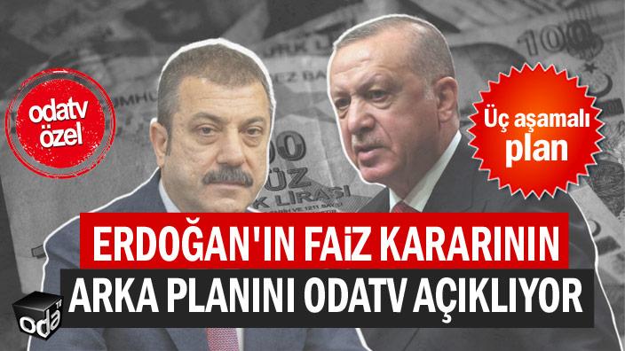 Erdoğan'ın faiz kararının arka planını Odatv açıklıyor