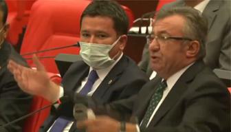 """Meclis'te ilginç anlar... """"Erdoğan'ın maaşını bile enflasyona ezdirdiler"""""""