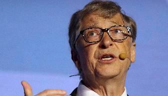 Bill Gates Kuşadası'nda demirledi