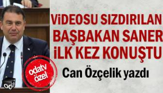 Videosu sızdırılan Başbakan Ersan Saner ilk kez Odatv'ye konuştu: Kumpasa uğradım