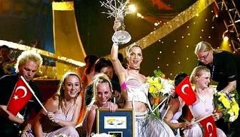 Eurovision'dan Türkiye kararı