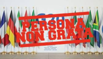 'Persona non grata' nedir, şimdi ne olacak? Gözler G20'de