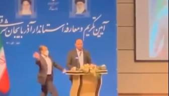 Törende 'Türkçe konuş' tokadı