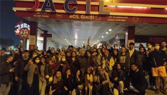 42 öğrenciden sevindiren haber