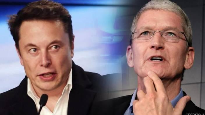 Tim Cook'un Türkiye paylaşımına Elon Musk'tan olay yorum