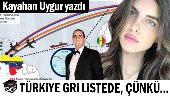 Kayahan Uygur yazdı: Türkiye gri listede? Çünkü...