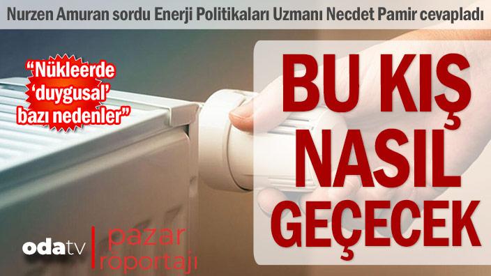 Nurzen Amuran sordu Enerji Politikaları Uzmanı Necdet Pamir cevapladı... Bu kış nasıl geçecek