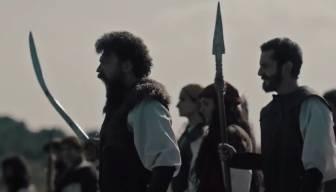 """""""Hakikat Şeyh Bedreddin"""" filminin can alıcı sahneleri"""