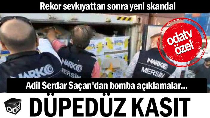 Yine Mersin... Adil Serdar Saçan'dan Odatv'ye bomba açıklama