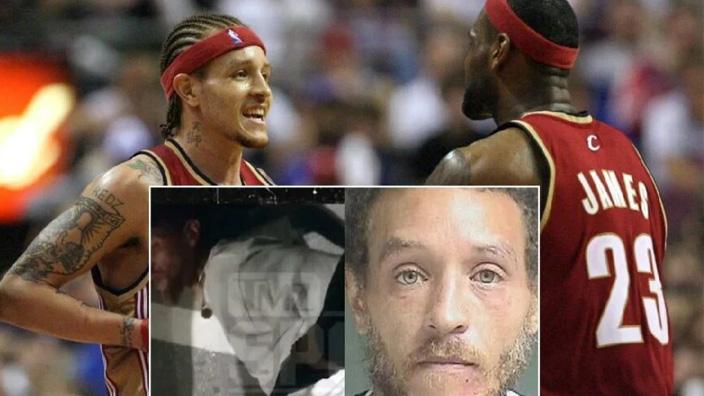 NBA'in eski yıldızı tutuklandı