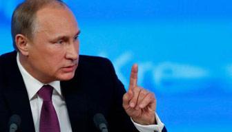 Putin'den 1 hafta süre