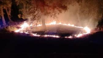 Antalya'da dikkat çeken yangınlar: Aynı anda...