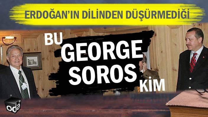Kim bu George Soros