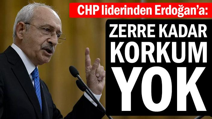 Kulisler hareketlendi... Kılıçdaroğlu açıklama yaptı