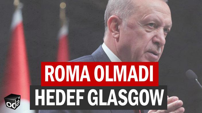 Roma olmadı hedef Glasgow