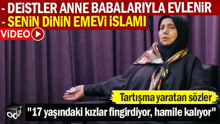 """AKP'li yazardan tartışma yaratan sözler: """"17 yaşındaki kızlar fingirdiyor, hamile kalıyor"""""""