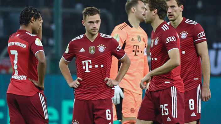 Bayern Münih ne olduğunu anlamadı