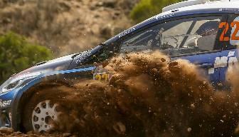 Rally Cup'ta  heyecan dorukta