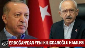 Erdoğan'dan yeni Kılıçdaroğlu hamlesi