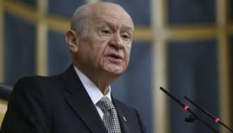 Bahçeli Cumhuriyet mesajında CHP'yi hedef aldı