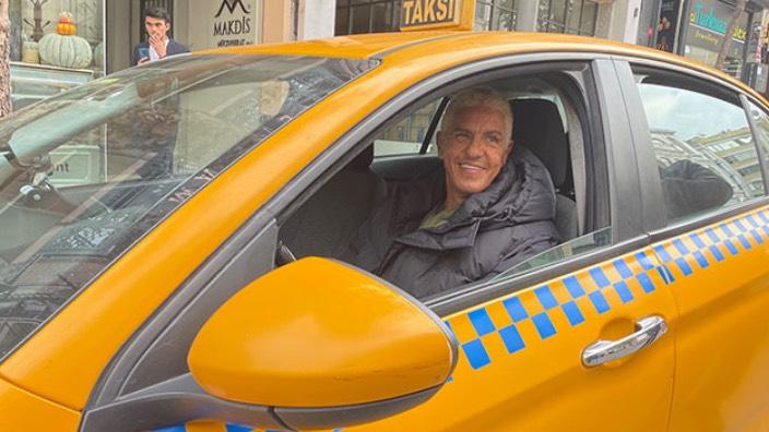 Dünyaca ünlü isme taksici şoku
